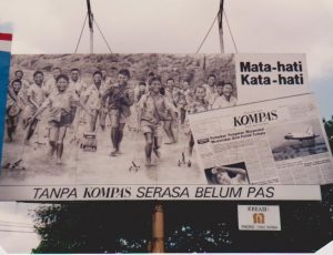 Indonesia Ulkomainos Mata-hati Kata-hati by Vaula Norrena 1992
