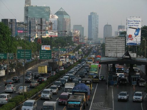 Sankarimatka luku 18 Jakarta