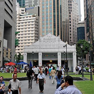 Sankarimatka luku 17 Singapore