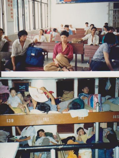 Sankarimatka luku 30 Wuzhou