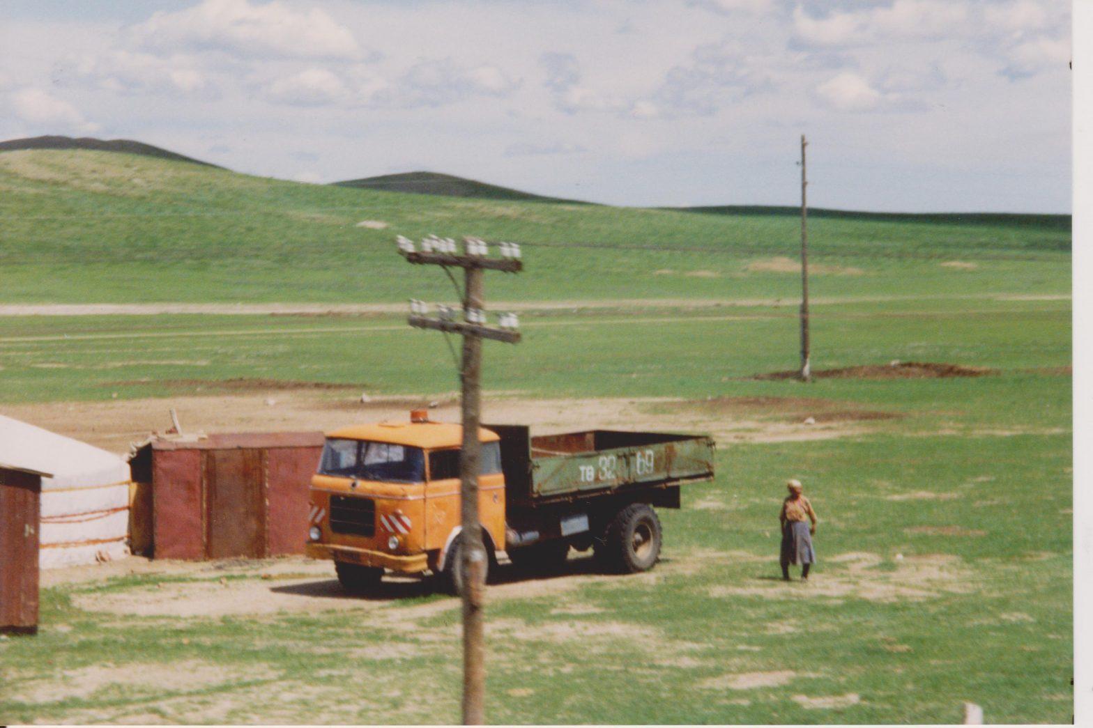 Sankarimatka luku 39 Mongolia