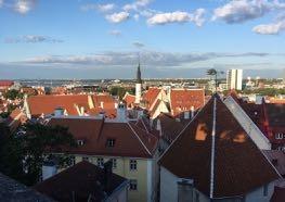 Tallinna, kurjuudesta kukoistukseen! Matkamuistot 3