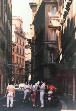 Voi Rooma, Rooma, minkä menit tekemään! Matkamuistot 2