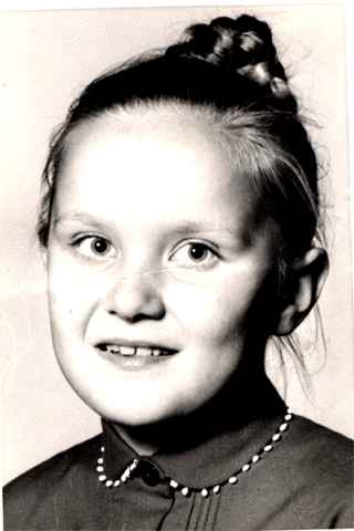 Vaula Norrena koulukuva 1970